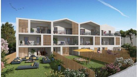 Appartements et maisons neuves Martigues Secteur la Couronne à Martigues