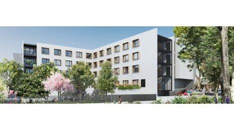Appartement neuf Montpellier Résidence Quartier des Beaux à Montpellier