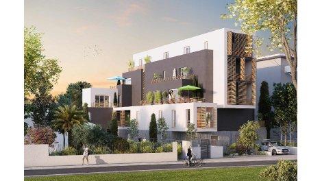 Appartement neuf Montpellier Dans Une Atmosphère Naturelle éco-habitat à Montpellier
