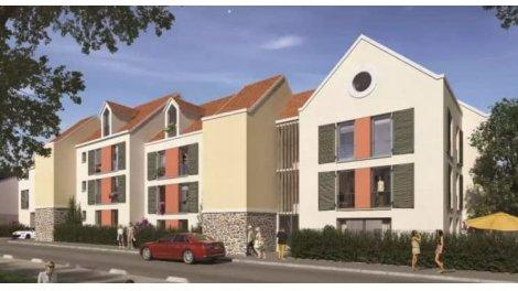 Appartement neuf Coeur Morsang sur Orge éco-habitat à Morsang-sur-Orge