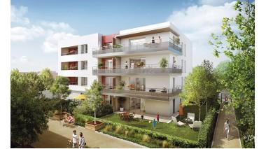 Appartement neuf Pierre-Bénite M1 investissement loi Pinel à Pierre-Bénite