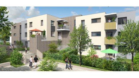 Appartement neuf Reignier Centre investissement loi Pinel à Reignier-Ésery
