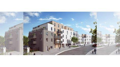 Appartement neuf Saint Herblain bd Charles Gautier à Saint-Herblain