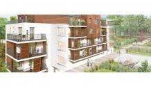 Appartements neufs Strasbourg Quartier Montagne Verte éco-habitat à Strasbourg