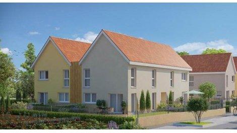 Appartement neuf Stutzheim-Offenheim Quartier Colmar à Stutzheim-Offenheim