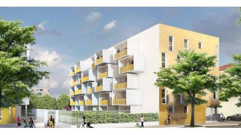 Appartement neuf Vénissieux Village investissement loi Pinel à Vénissieux