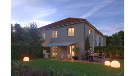 Villas neuves Coeur Village M1 à Vert-le-Petit