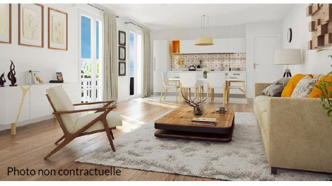 Appartements neufs Vetraz Monthoux à Vétraz-Monthoux