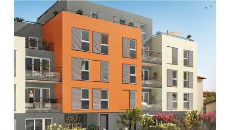 Appartement neuf Villeurbanne Ferrandière - Maisons Neuves éco-habitat à Villeurbanne