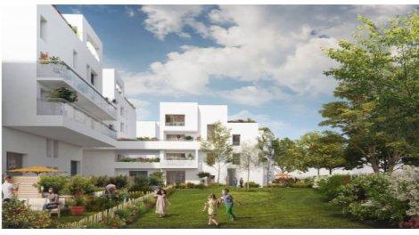 Appartement neuf Villeurbanne Gratte-Ciel investissement loi Pinel à Villeurbanne