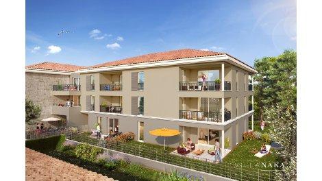 villa naka six fours les plages programme immobilier neuf. Black Bedroom Furniture Sets. Home Design Ideas