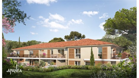 Appartement neuf Apanea à Toulon