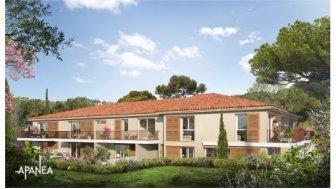 Appartements neufs Apanea à Toulon