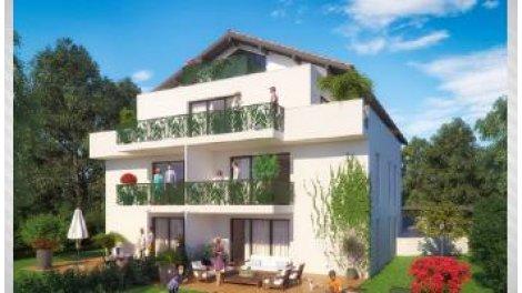 Appartement neuf L'Eden à Bayonne