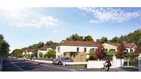 Appartement neuf Concerto éco-habitat à Mérignac