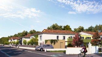Appartements neufs Concerto éco-habitat à Mérignac