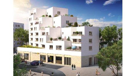 Appartement neuf Agora éco-habitat à Villenave-d'Ornon
