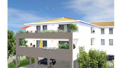 eco habitat neuf à Frontignan