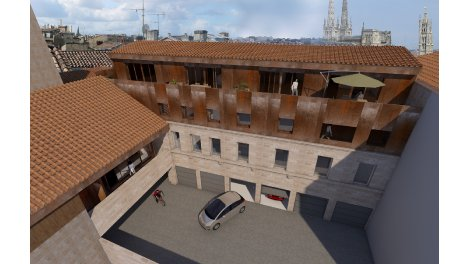 Appartement neuf New Plume à Bordeaux