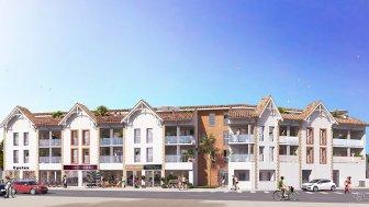 Appartements neufs Les Embruns éco-habitat à Lacanau-Ocean