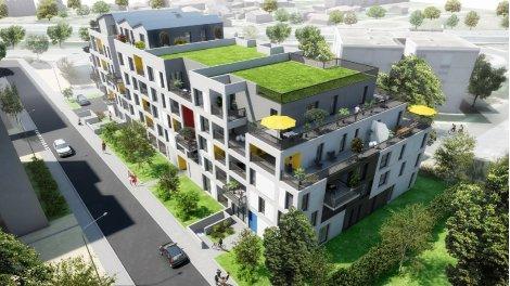 Appartement neuf Le M éco-habitat à Villenave-d'Ornon
