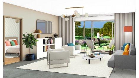 Maisons neuves Domaine de Belles Pierres à Sainte-Maxime