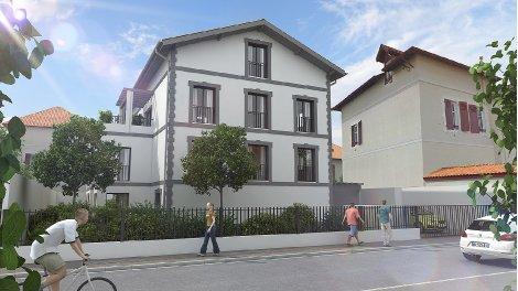 Appartement neuf Villa Anetska investissement loi Pinel à Biarritz