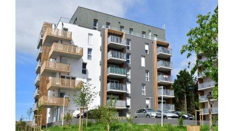 Appartement neuf Oceanik à Saint-Nazaire