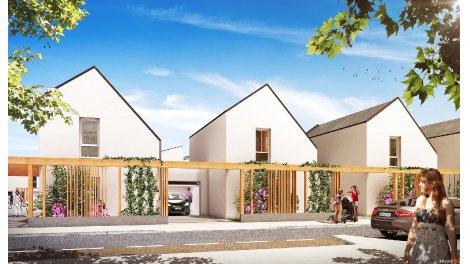 Appartements et maisons neuves Homepark à Avrillé