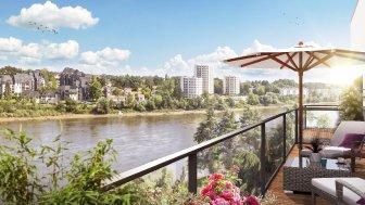 Appartements neufs Soleil de Loire à Nantes