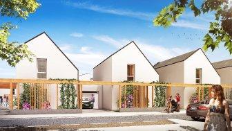 Appartements et maisons neuves Homepark éco-habitat à Avrillé