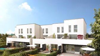 Appartements et maisons neuves Noyalis investissement loi Pinel à Noyal-Chatillon-sur-Seiche