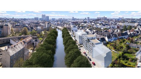 Appartement neuf Residence de Tassigny à Rennes