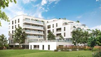 Appartements neufs Mypark éco-habitat à Saint-Herblain