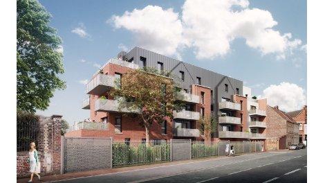 Appartements neufs Arborea investissement loi Pinel à Halluin
