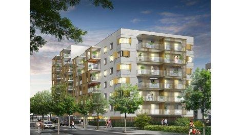 Appartement neuf Cobalt à Vaulx-en-Velin