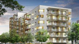 Appartements neufs Cobalt à Vaulx-en-Velin