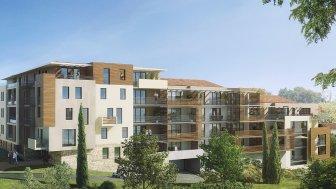 Appartements neufs Imagin' éco-habitat à Aix-en-Provence