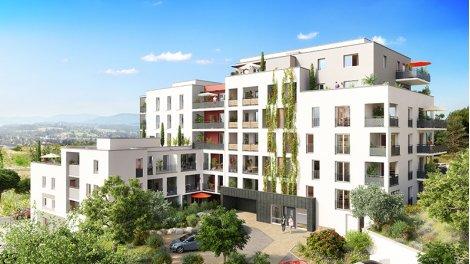Appartement neuf Naturéa à Marseille 14ème