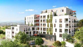 Appartements neufs Naturéa investissement loi Pinel à Marseille 14ème