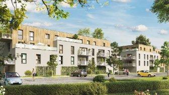 Appartements neufs Le Clos de la Becquerelle investissement loi Pinel à Marquette-Lez-Lille