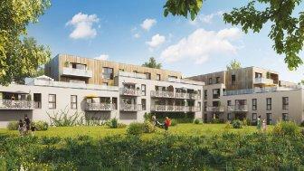 Appartements neufs Le Clos de la Becquerelle 2 éco-habitat à Marquette-Lez-Lille
