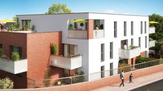 Appartements neufs Terre d'Ocre éco-habitat à Pont-à-Marcq
