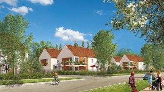 Maisons neuves Plein Charme 2e Tranche éco-habitat à Cesson