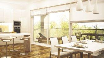Appartements neufs Les Naturéales 5 éco-habitat à Amiens