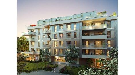 Appartement neuf Osmose 2 investissement loi Pinel à Oberhausbergen