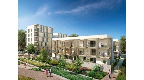 Appartement neuf Promenades Saint Martin éco-habitat à Toulouse