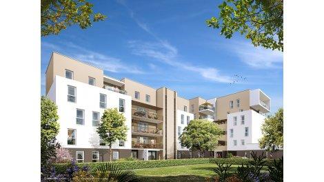 Appartement neuf Amplitude à Montpellier