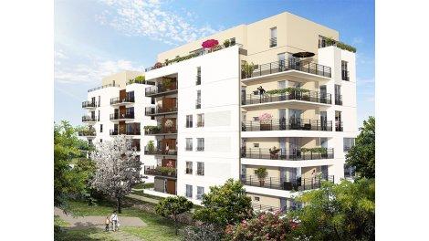 Appartement neuf Philaé 2 éco-habitat à Tours