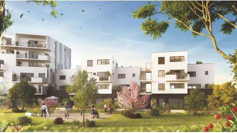 Appartement neuf Solaris éco-habitat à Lille